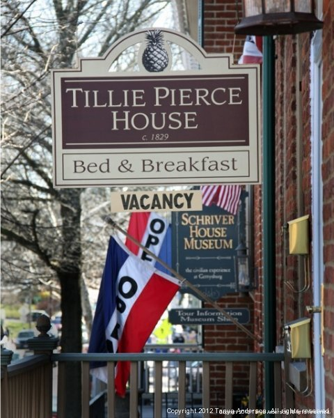 The Tillie Pierce House