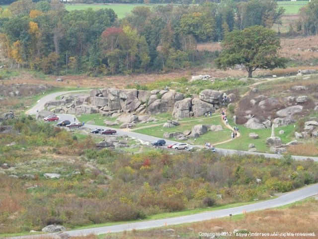 Little Round Top